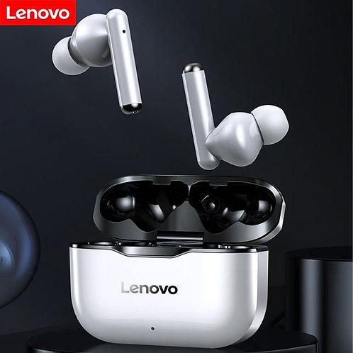 New Lenovo LP1 Wireless Bluetooth Headset V5.0 Touch Earphones (Waterproof)