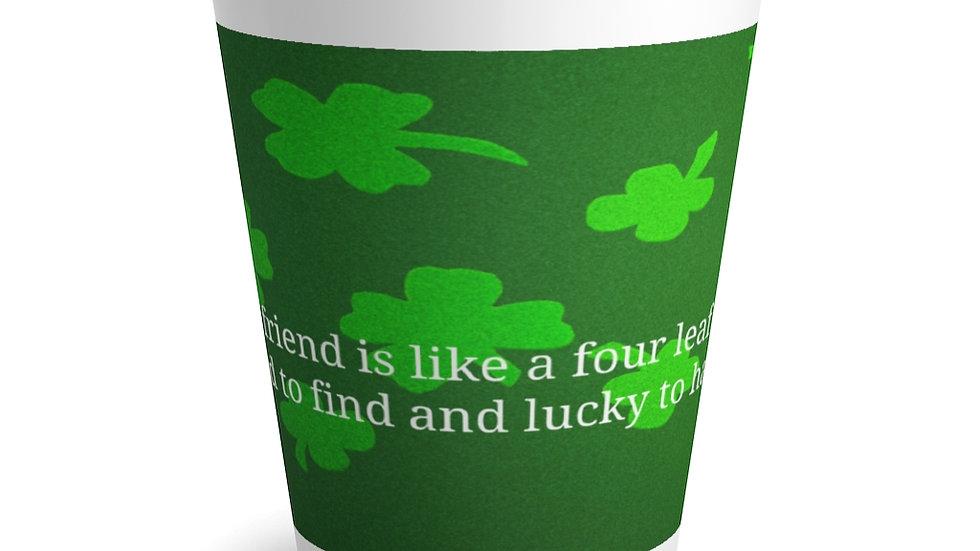A Good Friend is Like Latte Mug
