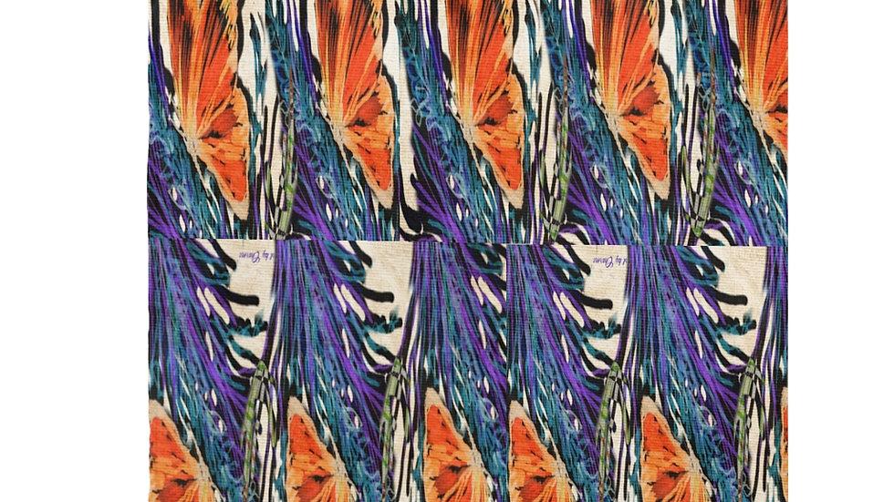 Velveteen Plush Blanket