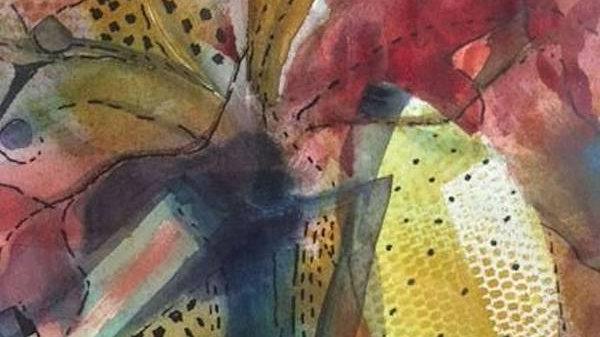 """Leopard Spots 8""""x10"""" Print"""
