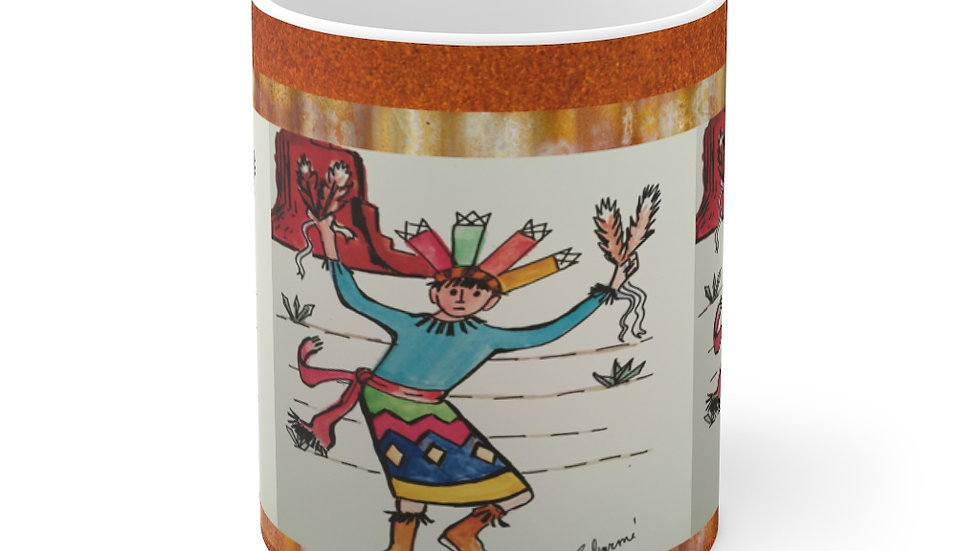 Pueblo Celebration Mug 11oz