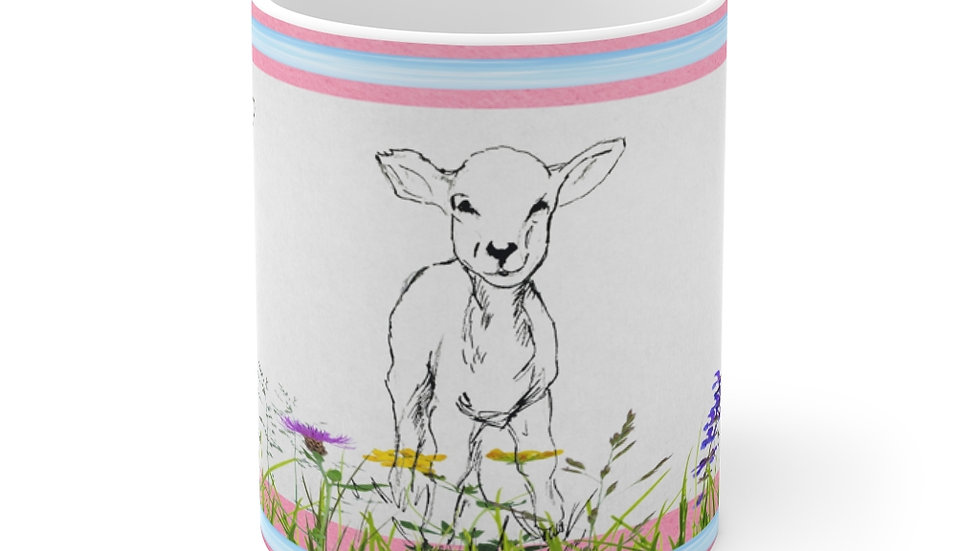 Little Lamb Mug 11oz