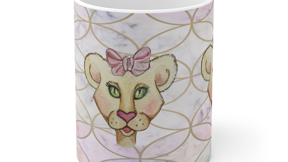 Little Lioness Mug 11oz