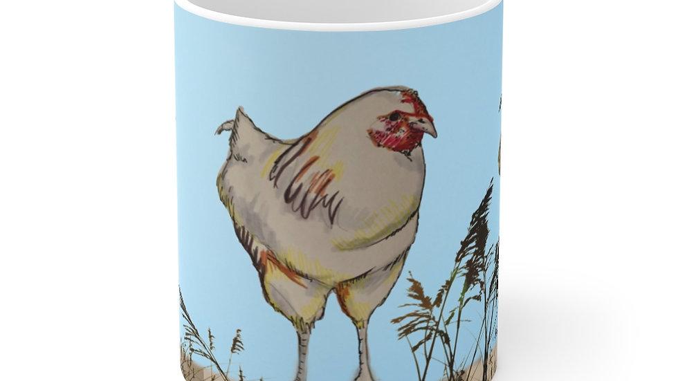 Chick has Legs Mug 11ozhick