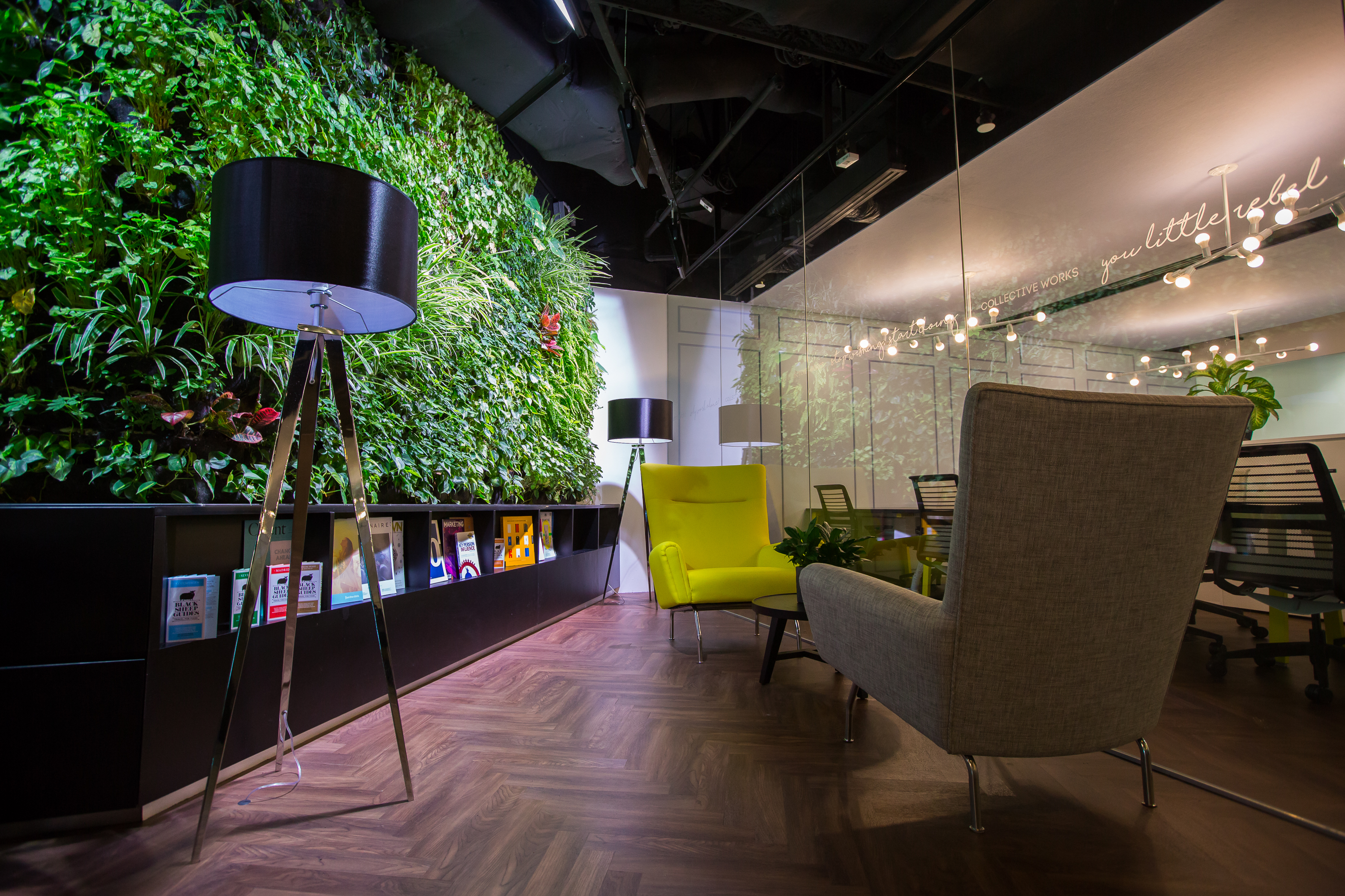 GorillaSpace: coworking in Singapore