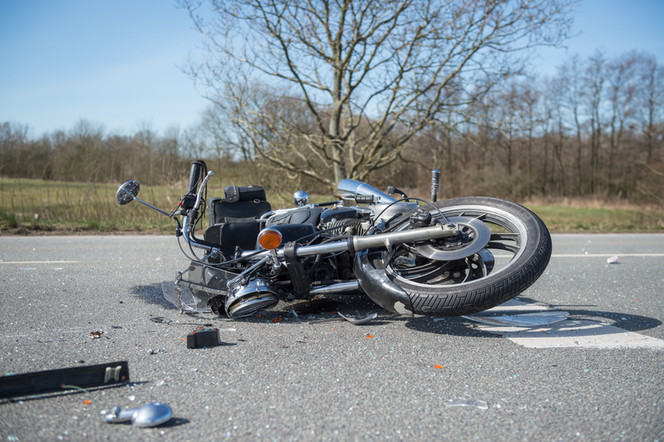 Motorcycle Accident, Hurt Law Erie Pa