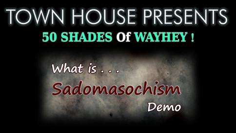 50 Shades Sadomasochism Demo