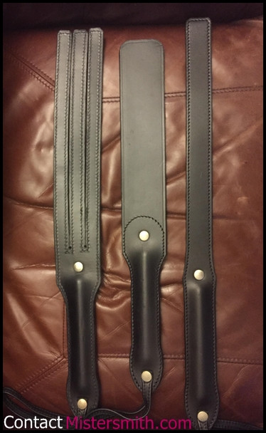 Premium Leather Paddles