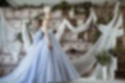 ティアレス ウエディングドレス