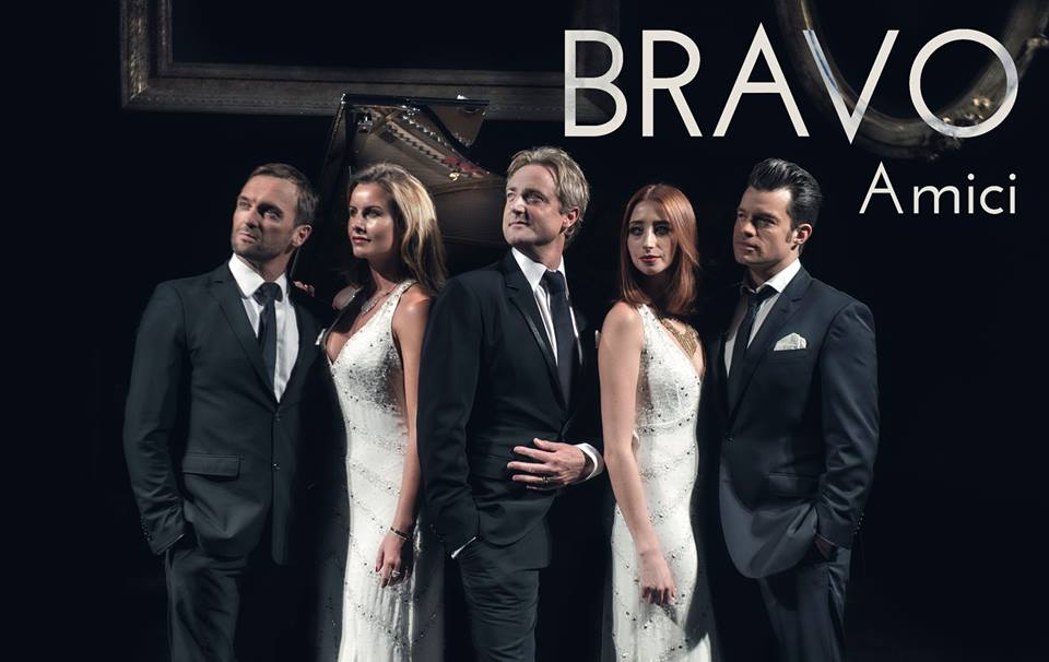 BRAVO Amici at St. James Theatre