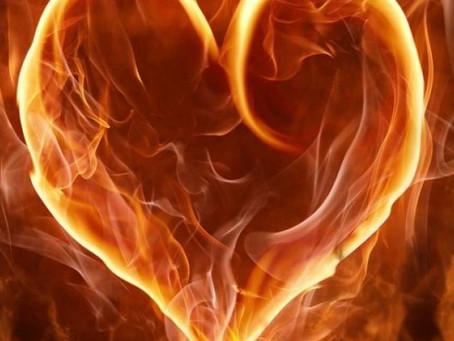 El Fuego del corazón