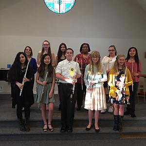 Spring Recital 2018