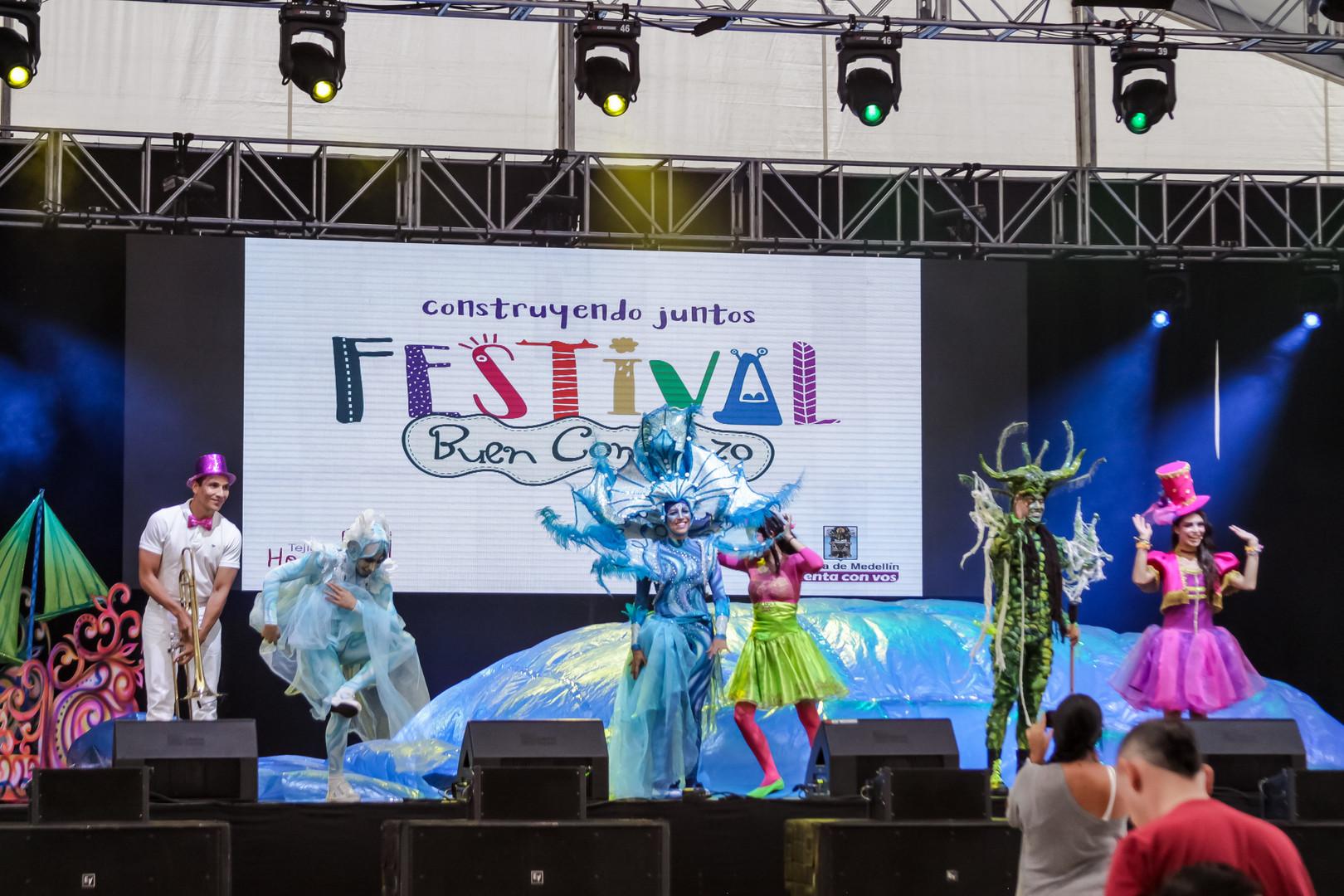Festival Buen Comienzo Medellín