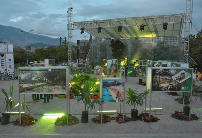 Montaje Medellín