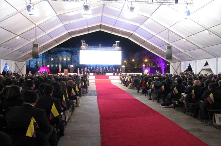 Evento Presidencia
