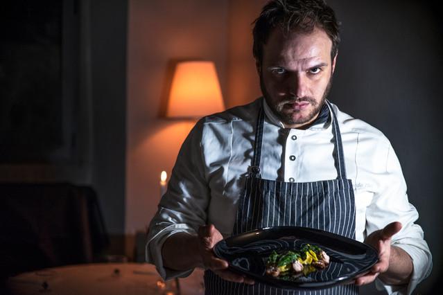 Chef Edoardo Tilli
