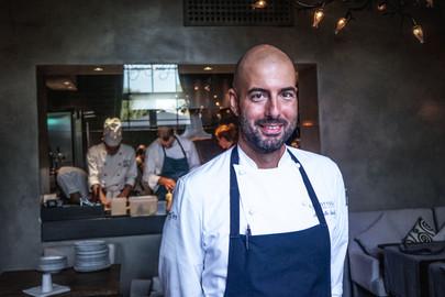 Chef Antonello Sardi