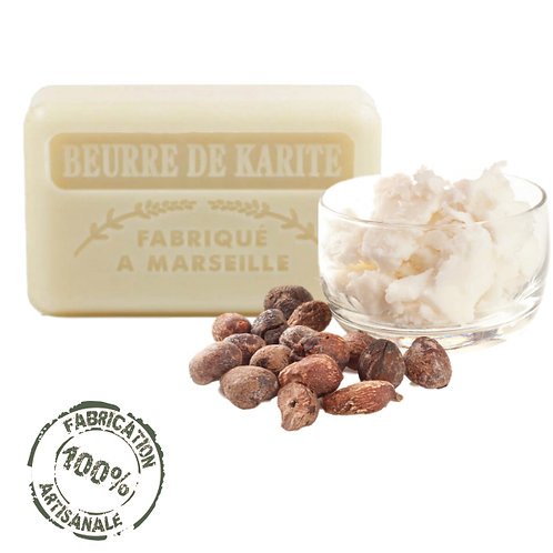 Frenchsoaps Shea Butter Soap Front View