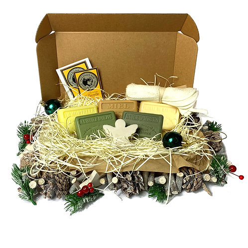 Joyeux Noël - Festive Pamper Box