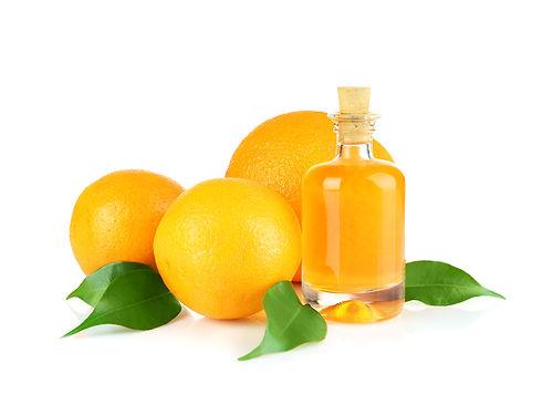 Citrus Aurantium Dulcis (Orange Essential Oil)