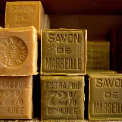 Savon de Marseille - France's Favourite Soap.