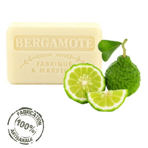 Frenchsoaps Bergamot Front View