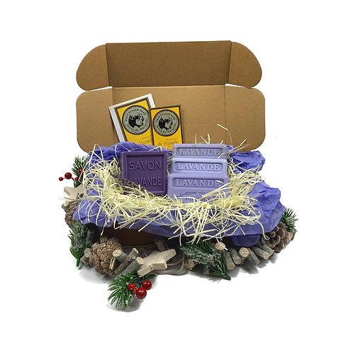 Joyeux Noël - Provencal Lavender