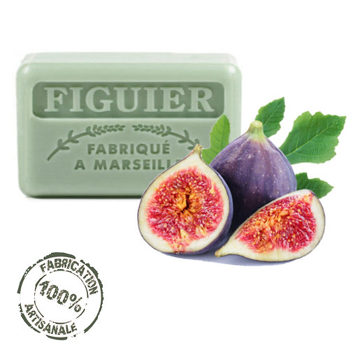 Frenchsoaps Fig Front View