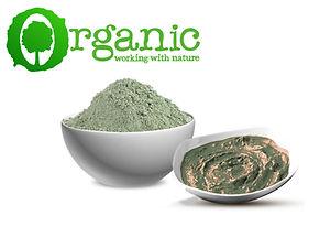Bentonite (Organic French Green Clay)
