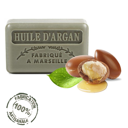 Frenchsoaps Argan Oil Front View