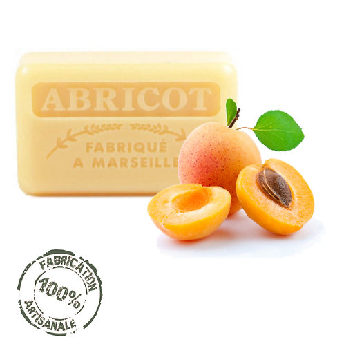 Frenchsoaps Apricot Front View
