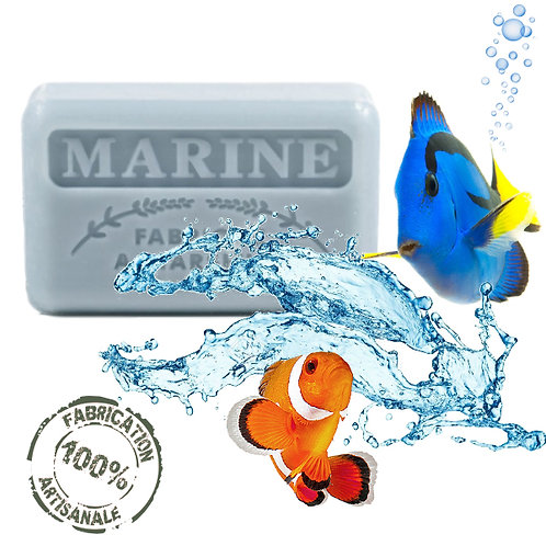 Frenchsoaps Marine Soap Front View