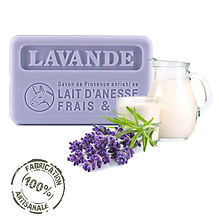 French Soap Donkey Soap
