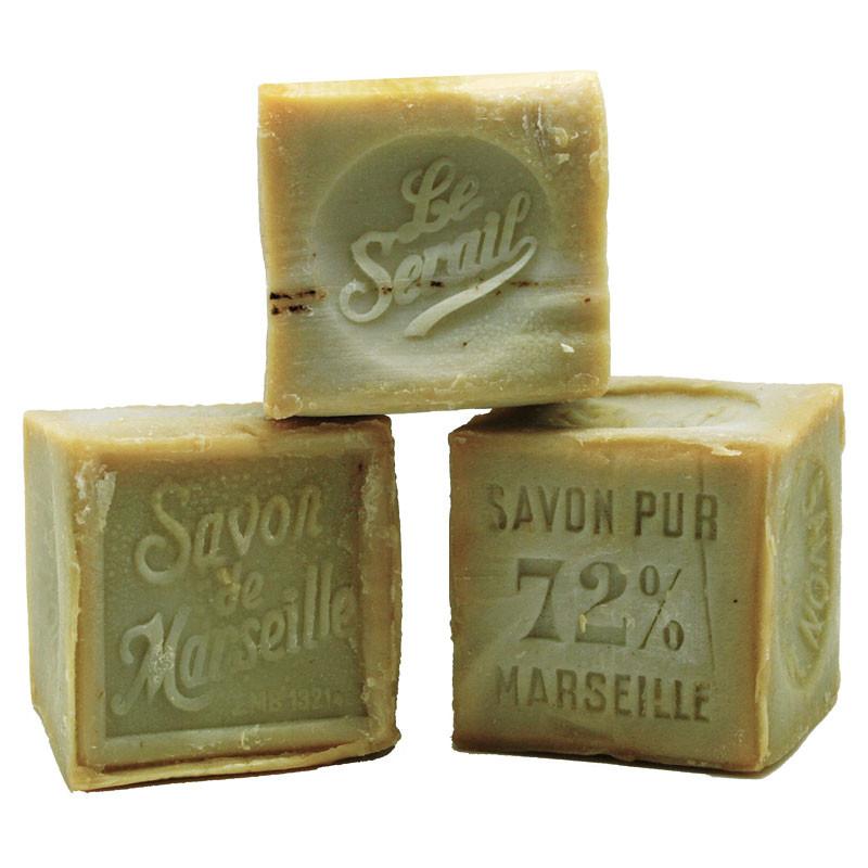 Savon de Marseille Cubes