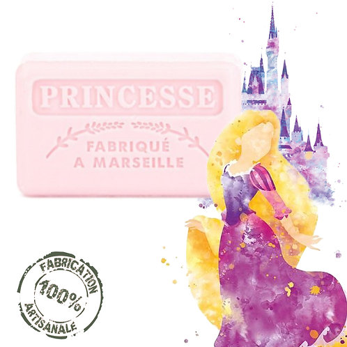 Frenchsoaps Princess Soap Front View