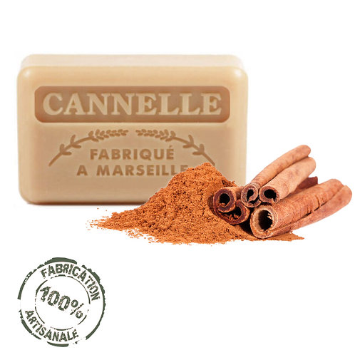 Frenchsoaps Cinnamon Front View