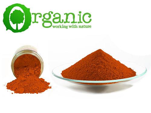 CI 77491 (red iron oxides)