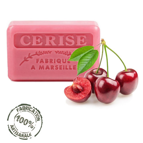 Frenchsoaps Cherry Front View