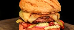O melhor burger de SP: Royal Burger