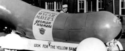 Food Truck de Hot-Dog, 1936