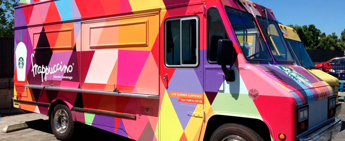 Food Truck em Los Angeles, 2016