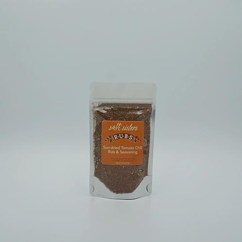 Ancho Sun-Dried Tomato Chile Rub & Seasoning