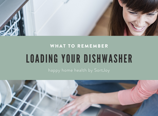 The Secrets to Loading your Dishwasher