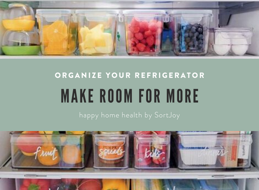 Giving your Refrigerator a Makeover