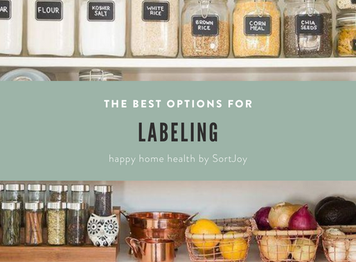 The Best Options for Labeling