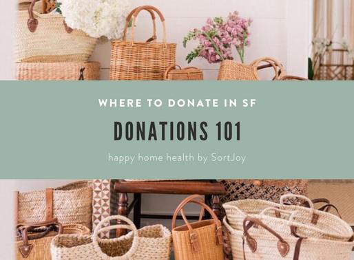 Local Donation Ideas