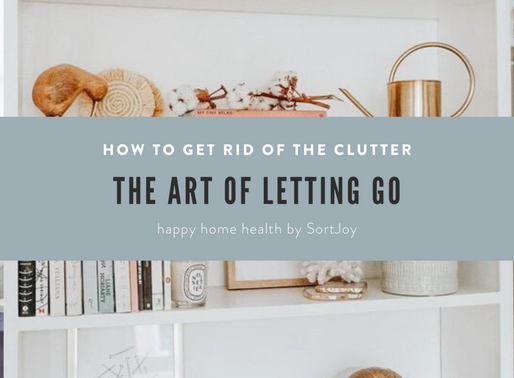 Letting Go and Making Space
