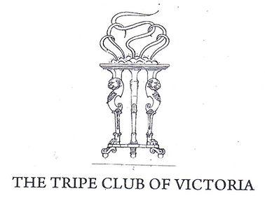 Tripe Club Victoria Logo