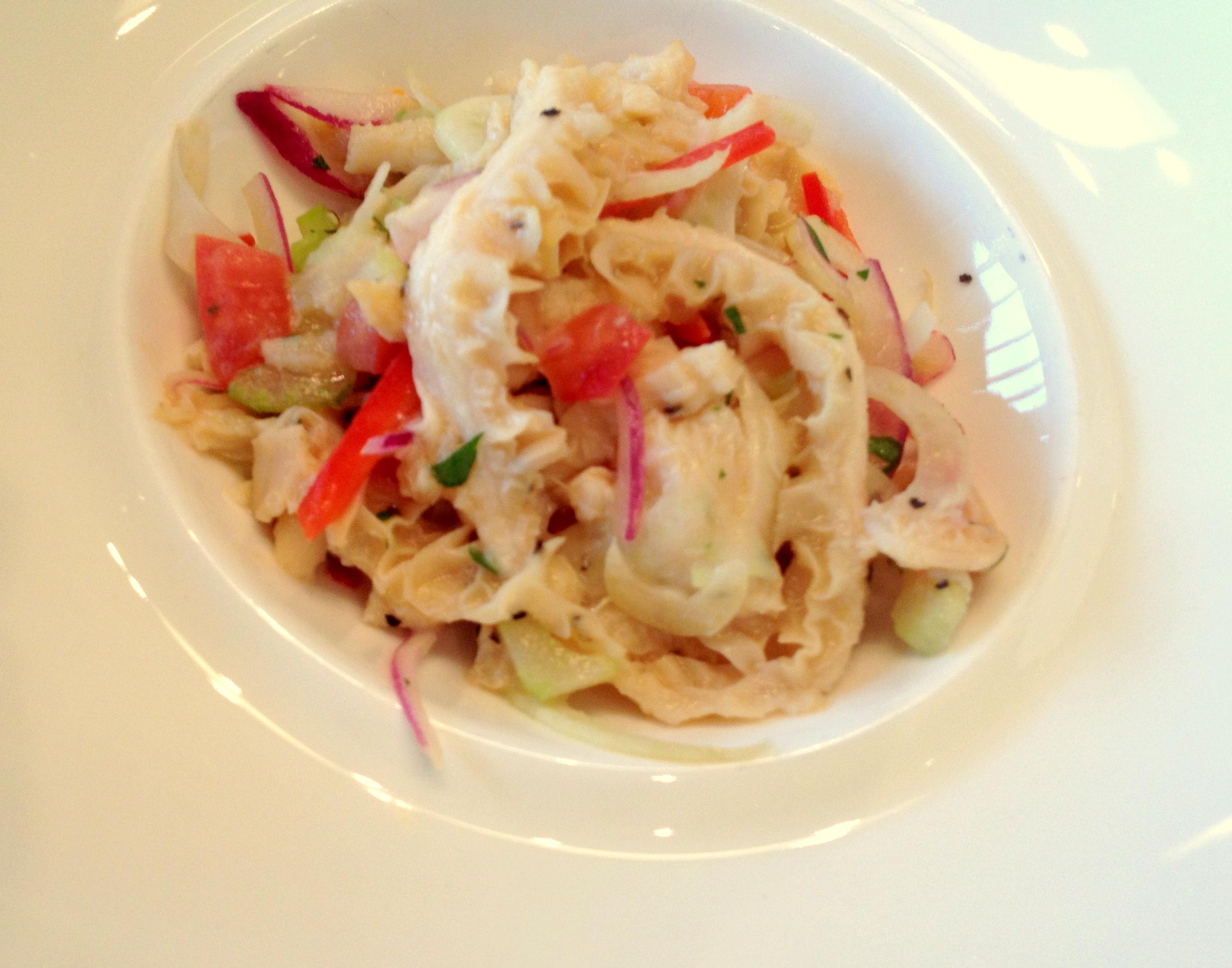 Tuscan tripe salad