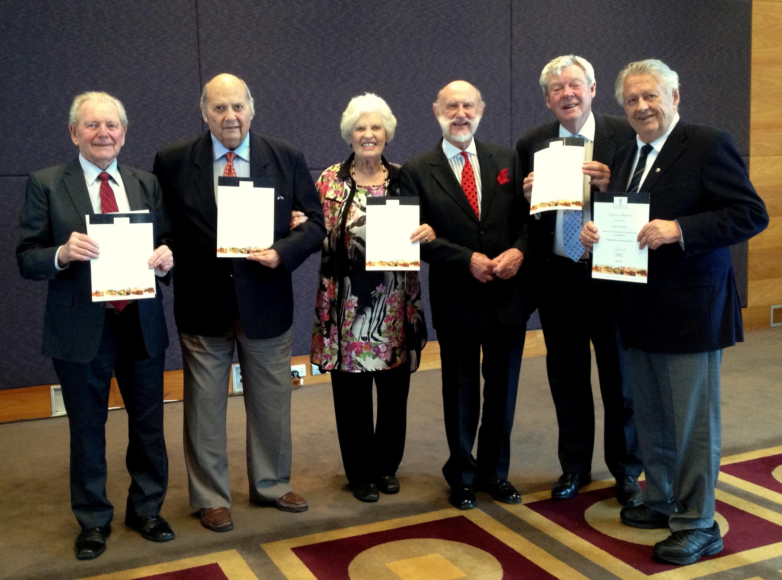 Foundation members